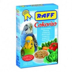 Raff Cokorito-alimento per cocorite