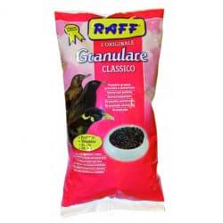 Raff Granulare Classico pastone per uccelli granivori e maine