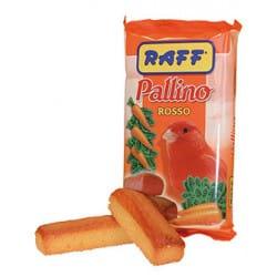 Raff Pallino Rosso biscotto per uccelli