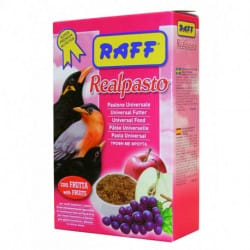 Raff Realpasto pastone universale per uccelli granivori e maine