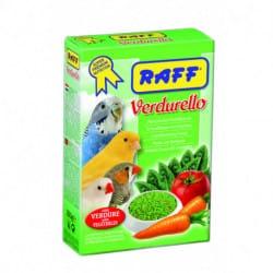 Raff Verdurello pastoncino per uccelli granivori