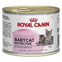 Royal Canin Babycat Instinctive Mousse alimento umido per gattini