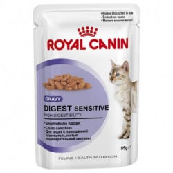 Royal Canin Digest Sensitive alimento umido in salsa per gatti
