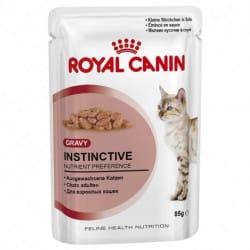 Royal Canin Instinctive alimento umido in salsa per gatti
