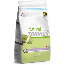 Trainer Natural Maxi Maturity Pollo crocchette per cani